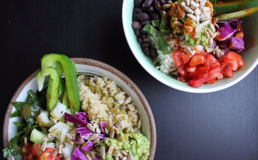 Build a Bowl + ProteinPrep